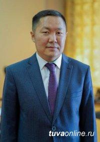 Министерство юстиции Тувы возглавил 45-летний Сергек Хертек