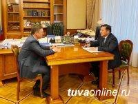 Вице-премьер Александр Новак поддержал планы Тувы построить дополнительную высоковольтную ЛЭП
