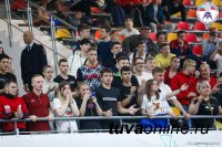 У юношеской сборной Тувы по сумо общекомандное третье место на Первенстве России