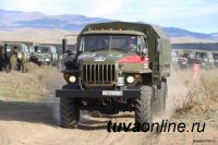 Семь команд примут участие в Военном ралли, которое пройдет в Туве с 22 по 30 мая