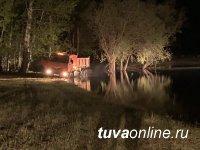 """В Туве из дачного общества """"Дар"""", расположенного недалеко от реки, эвакуированы 27 человек"""