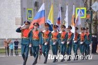 """В Кызыле стартовали """"Конный марафон"""" и """"Военное ралли"""" с участием семи команд"""