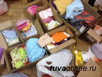 Союз женщин Тувы организовал сбор помощи для пострадавших от паводка