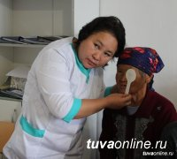 Федеральный эксперт высоко оценил организацию медицинской помощи в Туве старшему поколению