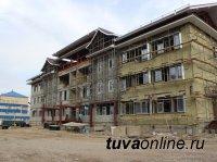 В Туве в июне готовится к сдаче новое здание Кызылского городского суда