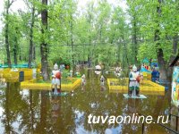 Запланированные на 1 июня в Национальном парке Тувы мероприятия пройдут в онлайн-формате из-за паводка
