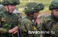 """Лучшим снайпером """"Военного ралли"""" стал студент ТувГУ Дорун-оол Донмит"""