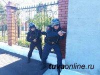 Учение: на территории Гостелерадиокомпании «Тыва» предотвратили теракт