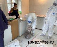 В Туве подтвержден случай заболевания человека  сибирской язвой