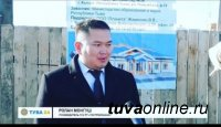 Скоропостижно скончался на 33-м году жизни заместитель министра строительства Роланд Монгуш