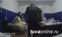 Женщина в сильном опьянении совершила двойное ДТП в столице Тувы