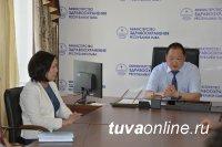 В Минздраве Тувы назначен новый первый замминистра