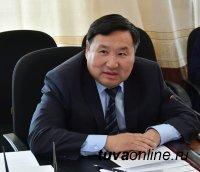 Коррективы в индивидуальную программу развития Владислав Ховалыг обсудил с Советом гражданских инициатив
