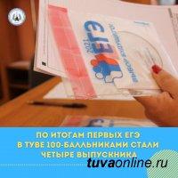 Четыре выпускника Тувы получили высший балл по русской литературе