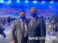 Общий по трем сибирским регионам партсписок на выборах в Госдуму возглавили Шолбан Кара-оол и Артур Чилингаров