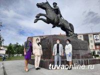 В Туве проходят мероприятия, посвященные Дню памяти и скорби