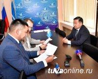 Владислав Ховалыг подал документы о своем  выдвижении на выборы главы Тувы