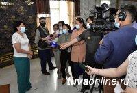 В правительстве  состоялся брифинг об эпидемиологической обстановке в Туве
