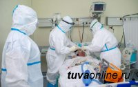 В Туве за сутки выявлено 132 новых заболевших Covid-19, 142 человека выздоровели