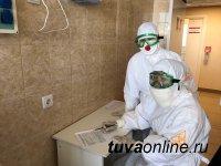 За 8 июля в Туве зарегистрировано 129 новых случаев заражения коронавирусом