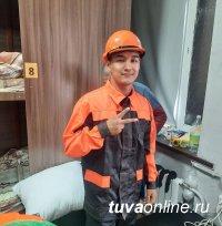 Стройотрядовцы ТувГУ проводят летний трудовой сезон на нефтебазе Норильска