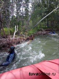 В Туве в реке Усть-Элегест нашли тело пропавшего 3 июля студента техникума