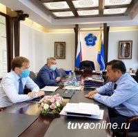 В вопросах газификации Владиславу Ховалыгу поможет опытный эксперт