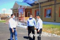 Парламентарии и общественники  провели рейд по соцобъектам Эрзинского и Тес-Хемского районов Тувы