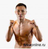 Уроженец  Тувы  Начын Чамбалдоо победил в боксерском  шоу «Бойцовский клуб РЕНТВ»