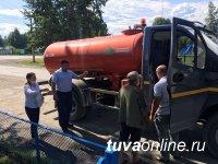 Администрация Сут-Хольского района Тувы приобрела дорогостояющую и востребованную спецтехнику