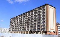 Жители Тувы в основном не  испытывают стесненности в своих  домах и квартирах