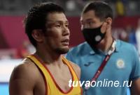 Тувинский борец Артас Санаа поборется за бронзу на Олимпиаде в Токио