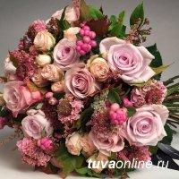 В Кызыле мошенник дистанционно заказал дорогостоящий букет цветов
