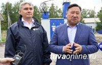 «Россети» реализует в Тандинском кожууне Тувы проект стоимостью 612,4 млн. рублей