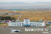 Аэропорт Кызыла за 7 месяцев увеличил пассажиропоток в 1,7 раза, к доковидному-2019 - в 1,4 раза