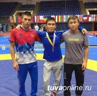Студент ТувГУ Амир Чамзын одержал победу на международном турнире по вольной борьбе в Румынии