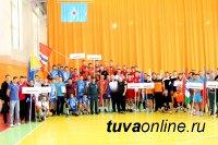 Волейболисты МЧС Тувы заняли второе место в состязании команд Главных управлений МЧС Росии по Сибири