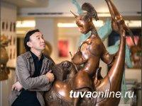 В Российской академии художеств открыта выставка работ Даши Намдакова