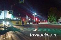 В Кызыле произошло ДТП с участием автомашины скорой помощи