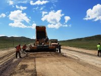 В Туве приведут в нормативное состояние почти 50 км муниципальных дорог