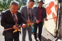 """В Кызыле открылся этноковоркинг-центр """"Аптара"""" по производству изделий из дерева"""