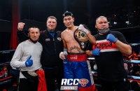 Тувинский боксер Артыш Лопсан завоевал титул WBO Oriental в профессиональном боксе