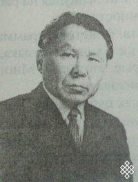Исполняется 95 лет со дня рождения первого профессора Тувы