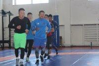 В Туве стартовали первые полноценные сборы спортсменов