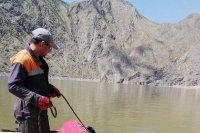 В Туве спустя две недели нашли тело пропавшего на реке мужчины