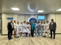В Кызыле благодаря Минобороны России открылась новая современная консультационно-диагностическая поликлиника