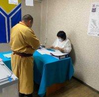 По итогам двух дней голосования явка избирателей в Туве составила 60,89%