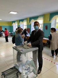 Айдын Сарыглар набирает 89 тысяч голосов избирателей