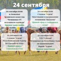 В рамках Наадыма 24 сентября в Эрзинском кожууне Тувы пройдут конные скачки. Будет идти прямая трансляция