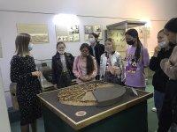 Первые посетители пришли в Национальный музей Тувы по Пушкинской карте